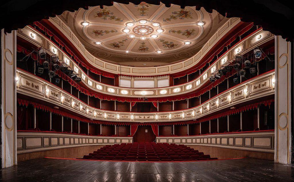 Slika pozorišta - Harmonija Zrenjanin