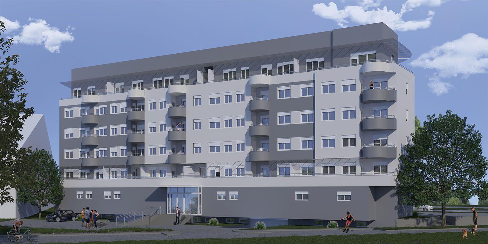Harmonija Zrenjanin - prodaja stanova